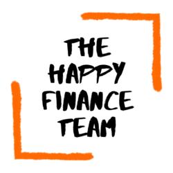 The Happy Finance Team